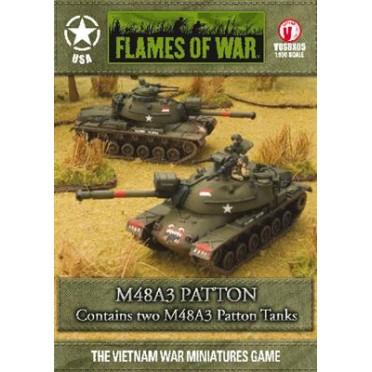 US M48A3 Patton