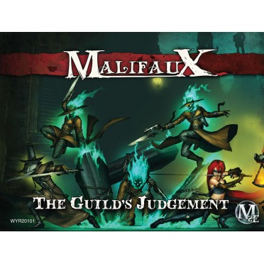 Malifaux 2nd Edition - The Guild's Judgement
