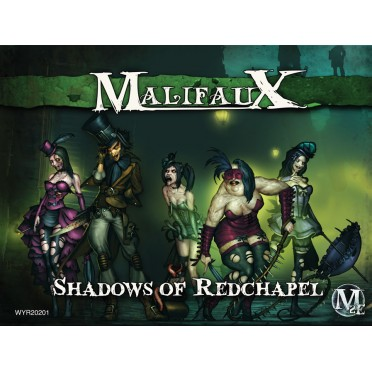 Malifaux 2nd Edition - Shadows of Redchapel