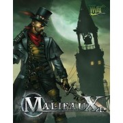 Malifaux 2nd Edition - Rulebook