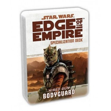 Star Wars : Edge of the Empire - Bodyguard Specialization