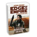 Star Wars : Edge of the Empire - Mercenary Soldier Specialization 0