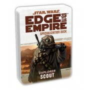 Star Wars : Edge of the Empire - Scout Specialization