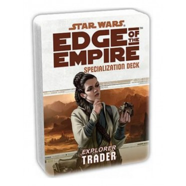Star Wars : Edge of the Empire - Trader Specialization