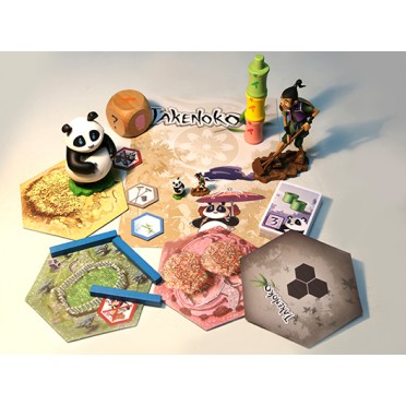 Takenoko Édition Collector