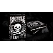 Skull - Bicycle - Jeux de 54 Cartes