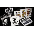 Skull - Bicycle - Jeux de 54 Cartes 2