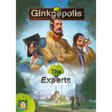 Ginkgopolis - The Experts