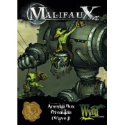 Malifaux 2nd Edition Arsenal Box 1 Gremlins
