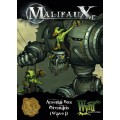 Malifaux 2nd Edition Arsenal Box 1 Gremlins 0