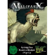 Malifaux 2nd Edition Arsenal Box 1 Resurrectionists