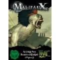 Malifaux 2nd Edition Arsenal Box 1 Resurrectionists 0