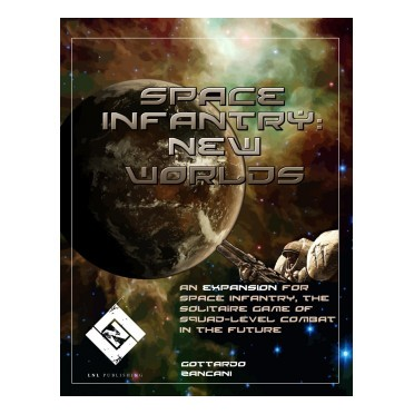 Space Infantry - New Worlds