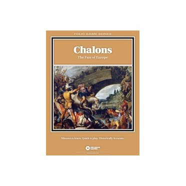 Folio Series - Chalons - The Fate of Europe