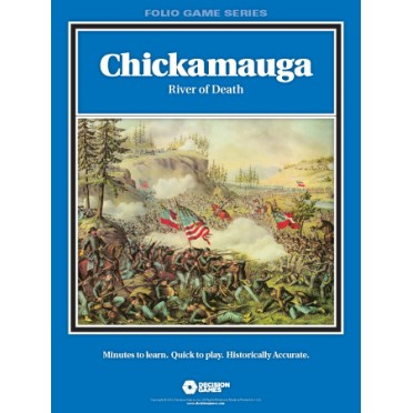 Folio Series - Chickamauga: River of Death