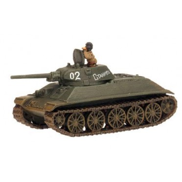T-34 obr 1941 STZ (Stalingrad version)