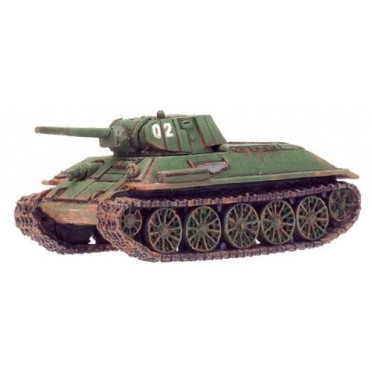 T-34 obr 1941 (with Extra Armour)