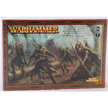 Age of Sigmar : Order - Glade Guard
