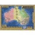 Funkenschlag Extension 9 : Australien / Indischer Subkontinent 1