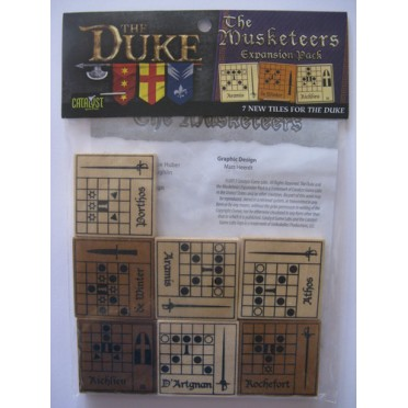 The Duke - Musketeers Expansion