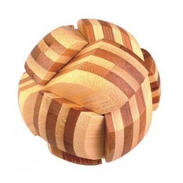 Casse Tête Bambou 17 - Sphère
