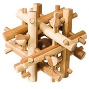 Casse Tête Bambou 18 - Baguettes Magiques