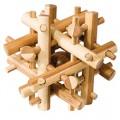 Casse Tête Bambou 18 - Baguettes Magiques 0