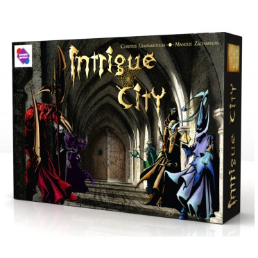Intrigue City + Bank Conspiracy