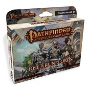 Pathfinder ACG - Rise of the Runelords : Character Add On
