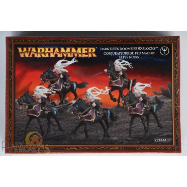 Age of Sigmar : Order - Doomfire Warlocks / Dark Riders