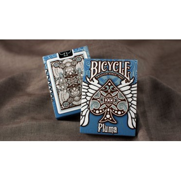 Pluma - Bicycle - Jeux de 54 Cartes
