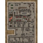 Deadlands: Noir Map Hotel/Manor