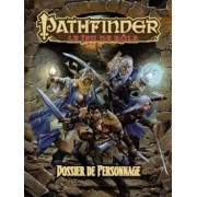 Pathfinder - Dossier perso 3° Edition