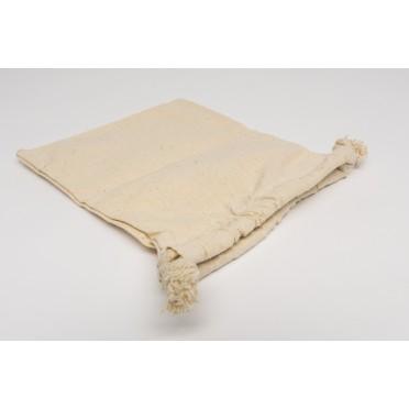 Sac en coton avec cordelette - 10x10 cm