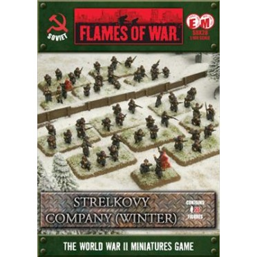 Strelkovy Company Winter