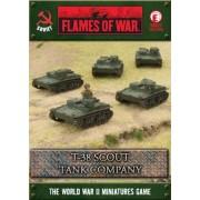 T-38 Scout Tank Company