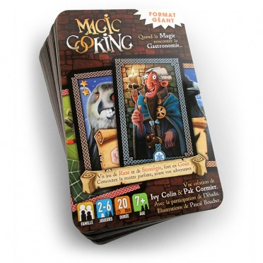 Magic Cooking Géant