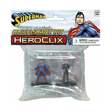 Superman Quick-Start Kit