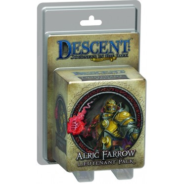 Descent : Alric Farrow Lieutenant Pack