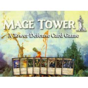 Mage Tower, A Tower Defense Card Game