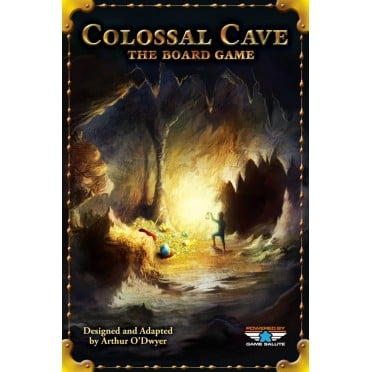Colossal Cave: The Board Game