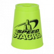 Cup Set Neon Yellow