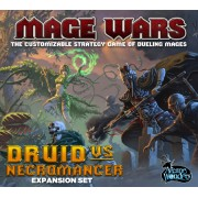 Mage Wars : Druid vs. Necromancer