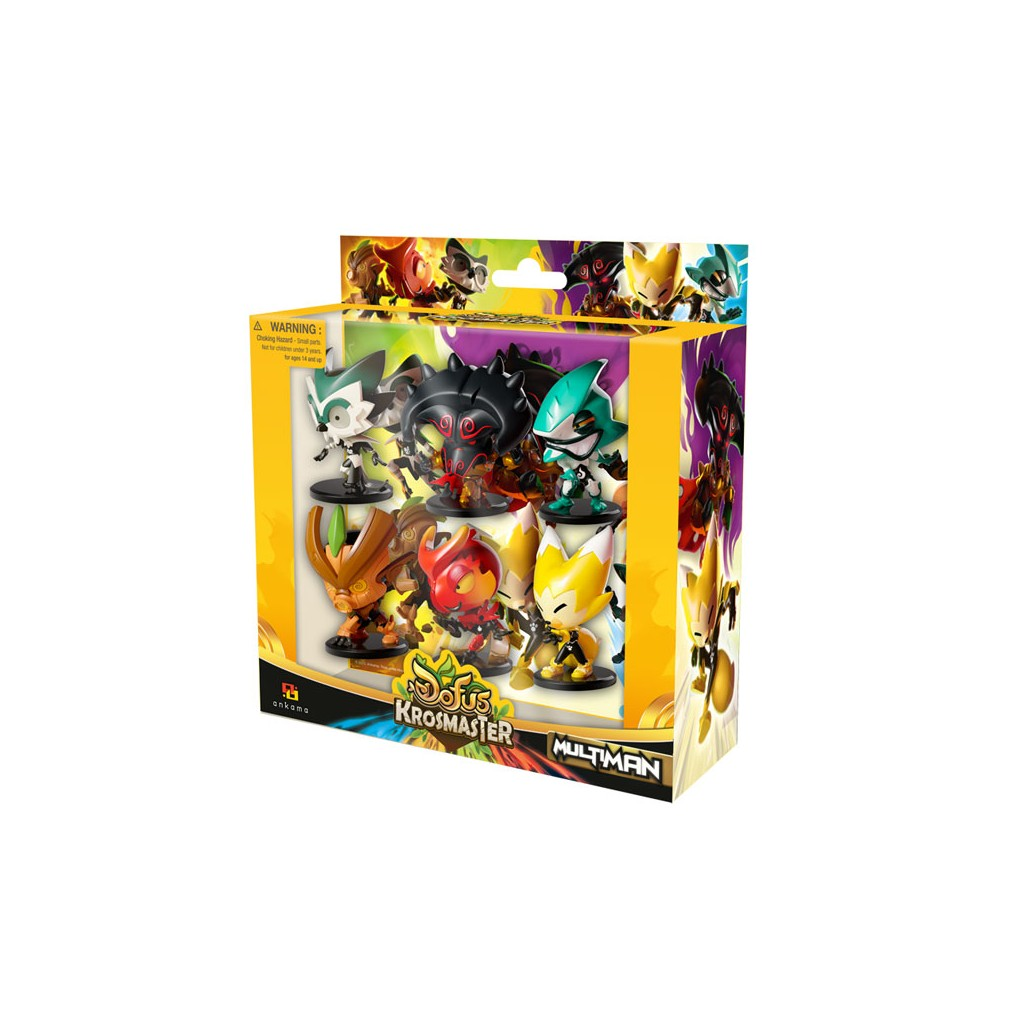 buy krosmaster arena pack multiman