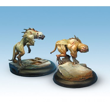 Eden - Dogues Chitineux Pack - Horde