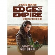 Star Wars : Edge of the Empire - Scholar Specialization Deck