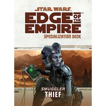 Star Wars : Edge of the Empire - Thief Specialization Deck