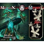 Malifaux 2nd Edition Death Marshals