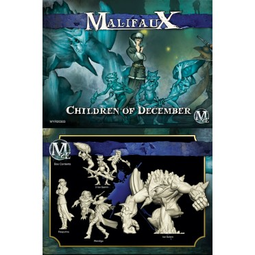 Malifaux 2nd Edition Children of December