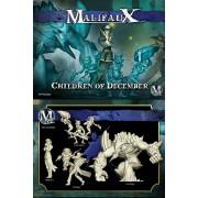 Malifaux 2nd Edition Children of December